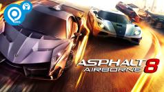 Asphalt 8: Airborne jetzt auf iPhone, iPod touch oder Samsung Galaxy spielen