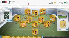 FIFA 14: Ultimate Team schon verfügbar