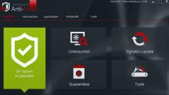 Ashampoo Anti-Virus 2014: 10 Lizenzen zu verschenken