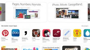 Apple iWork und iLife für alle Neukunden kostenlos