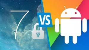 Sicherheits-Check: iOS 7 vs. Android 4.3