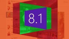 Windows 8.1: Update jetzt verfügbar