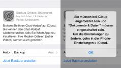 WhatsApp-Backup nicht verschlüsselt – Sicherheitslücke oder Fehltritt?