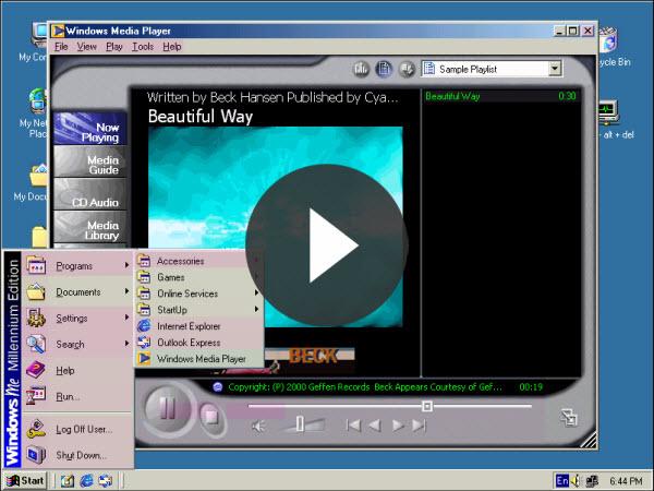 Windows 95 Emulator