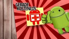 Gerade kostenlos: Android-Notruf-App für Kinder und ältere Menschen