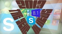 Windows 8, RT und Skype: Microsofts durchwachsende Bilanz für das Jahr 2013
