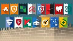 Softonic Antivirus-Vergleich 2013: Norton, ESET und Kaspersky gewinnen, Microsoft letzter