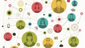 Wirkliche Freunde finden mit Sozialen Netzwerken und Apps