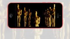 Oscars 2014: Apps für Cineasten