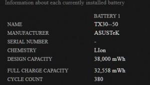Powercfg: Der versteckte Batterie-Report von Windows 8