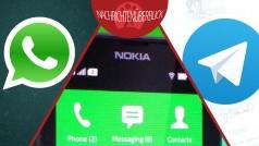 Apple behebt iOS-Sicherheitslücke, viele neue Nutzer bei Telegram, Android-Smartphone Nokia X