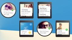 Android Wear: Google stellt Android für Smartwatches und tragbare Geräte vor
