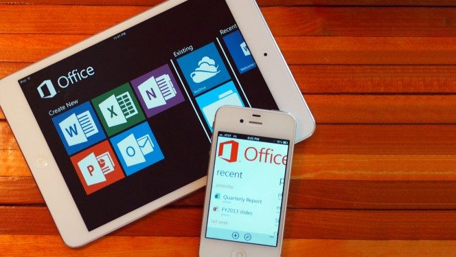 Microsoft Office für iPad