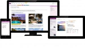 OneNote für iPad: Update bringt neues iOS-Design für die Notiz-App