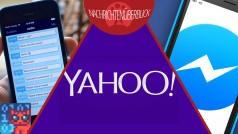 Facebook Messenger für Windows Phone, Yahoo schließt Facebook und Google-Nutzer aus, Cryptocat für iOS