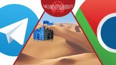 Google Now für Chrome, neue Microsoft-Sicherheitslücke, Telegram hat 35 Millionen Nutzer