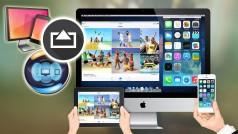 Die besten Apps zum Spiegeln der Displays von iPhone, iPad und iPod auf PC und Mac