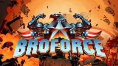 Broforce: Das Actionspiel bekommt mit dem ersten Update eine Übersichtskarte für den Kampagnen-Modus