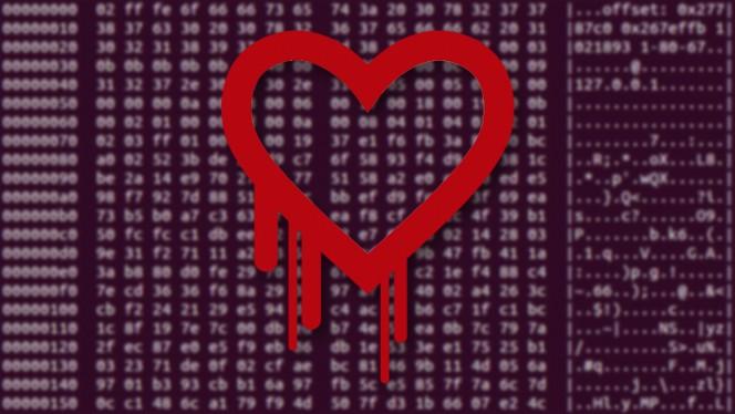 Heartbleed-Fehler OpenSSL-Sicherheitslücke