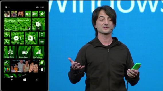 Joe Belfiori Windows Phone Build
