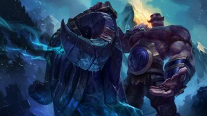 League of Legends erhält den defensiven Nahkämpfer Braum als neuen Champion