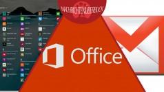 Office Online im Chrome Web Store, Windows Universal Apps, Google bervorzugt verschlüsselte Seiten