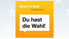Wahl-O-Mat zur Europawahl 2014 online
