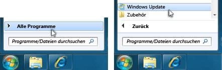 Windows 8.1 Update 1 über Windows Update installieren