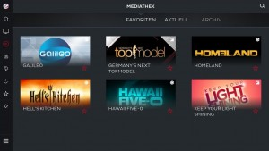 7TV: Live-Fernsehsendungen schauen mit der Streaming-App von ProSiebenSat.1