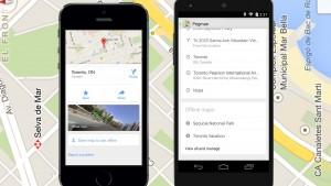 Google Maps erhält Offlinekarten