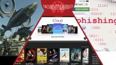 Update für Internet Explorer, Phishing-Angriff bei Facebook und iTunes in der Cloud