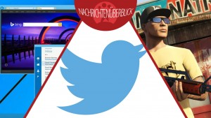 Stummschaltung für Twitter, Leaks zu Windows 9, High Life-Update für GTA V Online