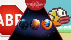 Flappy Bird kehrt mit Multiplayer zurück, Adblock Plus frisst Speicher, Firefox führt Rechtverwaltung ein