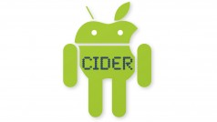 Project Cider: Android- und iOS-Apps laufen nebeneinander auf einem Gerät