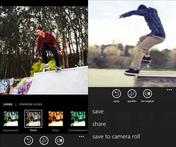 Adobe Photoshop Express: Jetzt auch unter Windows Phone kostenlos Bilder bearbeiten