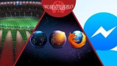 FIFA 15, 64-Bit Firefox, Threema und Facebook Messenger für Windows Phone