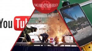 News des Tages: Facebook Slingshot, YouTube Musik-Streaming, Battlefield: Hardline-Beta