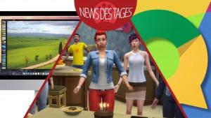 News des Tages: Apple stellt Aperture ein, QuickOffice in Google Drive, Die Sims 4