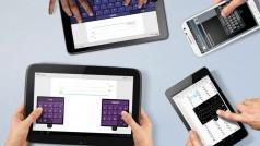 SwiftKey: Die Tastatur-App für Android ist ab sofort kostenlos und bietet einen Store für Tastatur-Designs