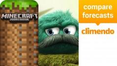 Die besten Android-Apps der Woche: Wetterbericht, Minecraft und ein kuschelweiches Jump'n'Run