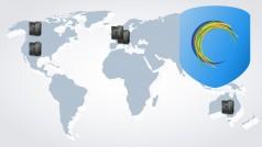 Verschlüsselte VPN-Verbindung jetzt auch mit Servern in Deutschland und Kanada