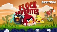 Angry Birds: Die Erweiterung Flock Favorites bringt 15 neue Level und die Revolution der Riesen-Vögel