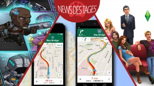 News des Tages: Google Maps, Die Sims 4, Guardians of the Galaxy