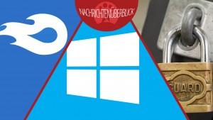 News des Tages: Eine Milliarde Passwörter gestohlen, kein Windows 8.1 Update 2 und 12 GB gratis Online-Speicher