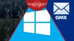News des Tages: Windows 8.1 Update 2, Resident Evil 7-Screenshots und GMX-App für Windows 8