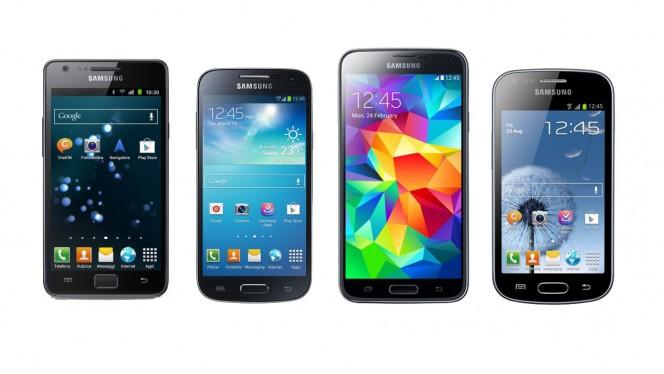Samsung-smartphone