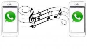MP3-Dateien mit WhatsApp auf dem iPhone versenden