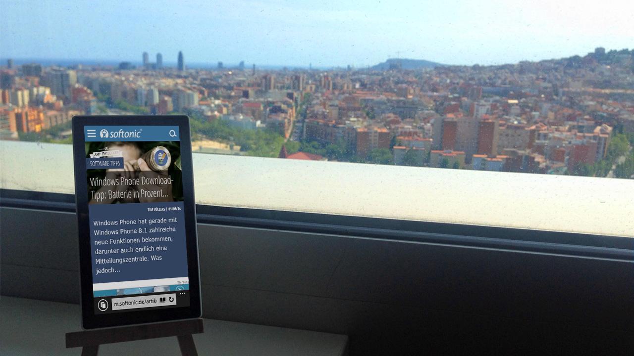 Die besten Downloads für Windows Phone 8