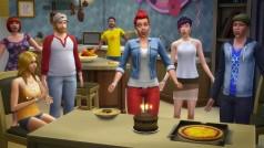 Die Sims 4: Video zeigt Spielszenen mit Bau-Modus und Interaktion der Sims