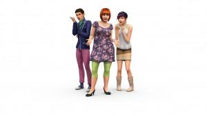Die Sims 4: Der offizielle Release-Trailer präsentiert die Vielzahl der unverwechselbaren Sims im Spiel